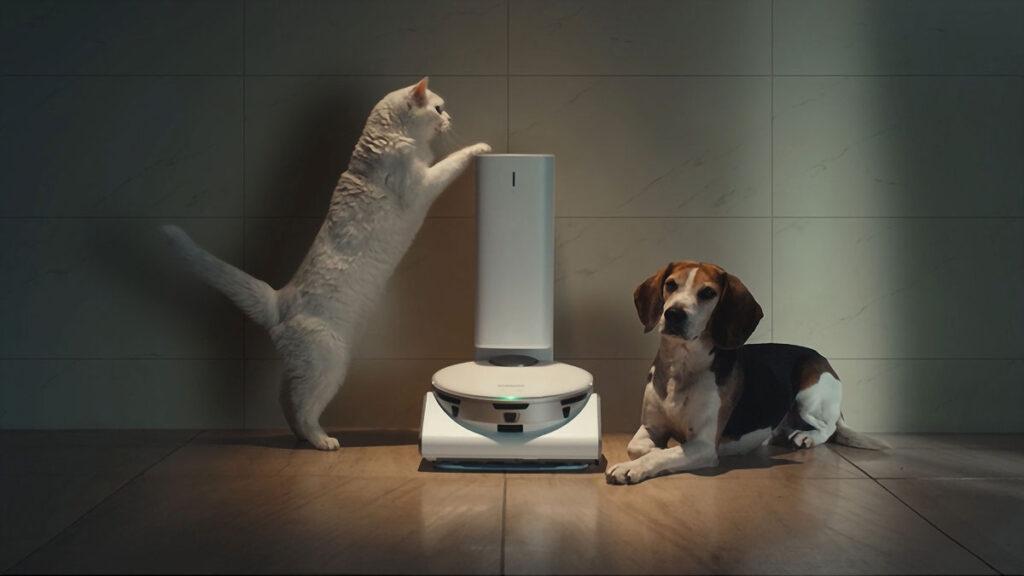 Samsung JetBot 90 AI+ Robot Vacuum Cleaner