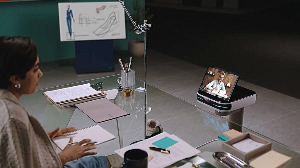 Samsung Next Generation Robotics Bot Care