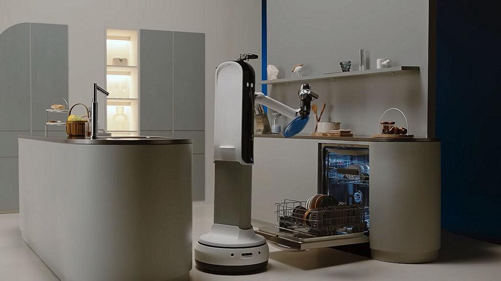 Samsung Next Generation Robotics Bot Handy