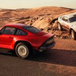 Singer Porsche 911 All-Terrain Competition Study: 1990 Porsche 911 Destined For Rough Terrains