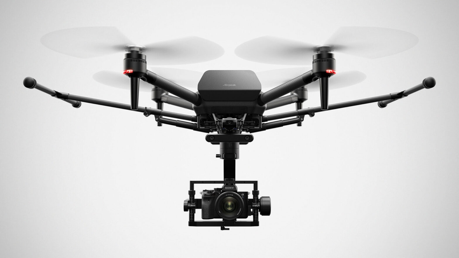 Sony Airpeak Imaging Drone CES 2021