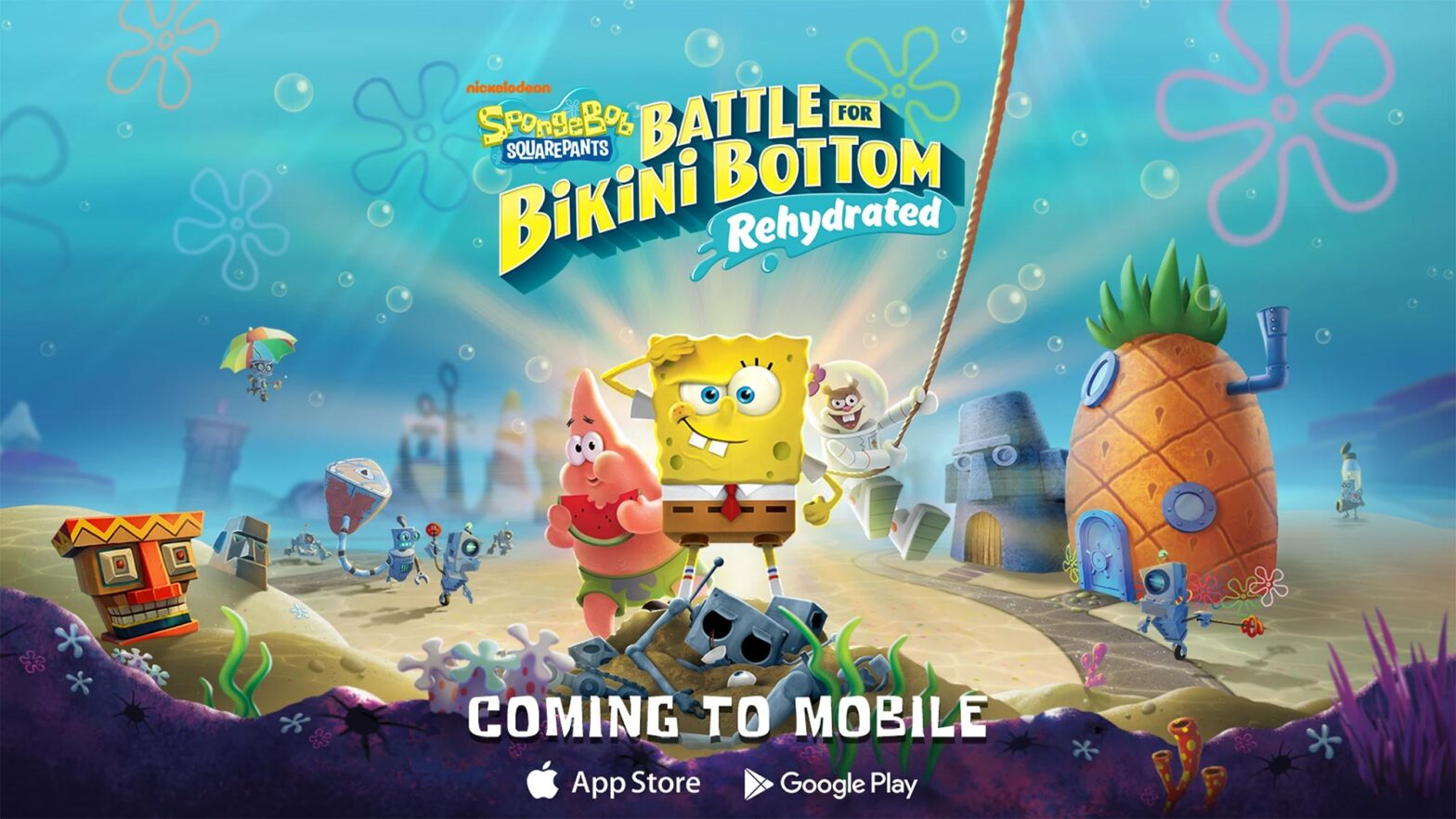 SpongeBob SquarePants: Battle for Bikini Bottom Mobile
