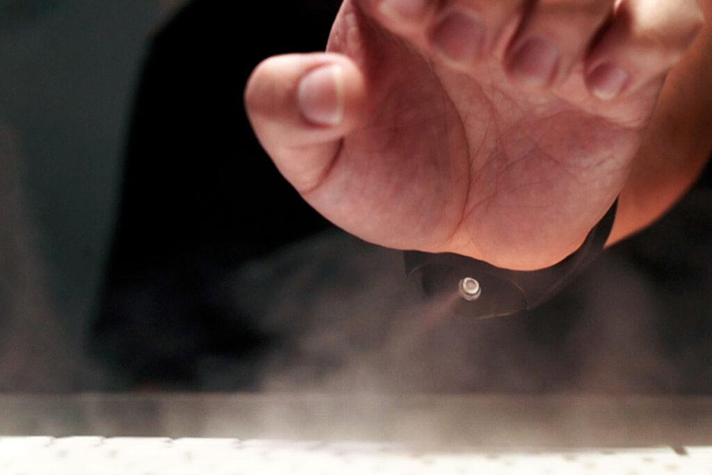 SprayCare Disinfectant Band Kickstarter