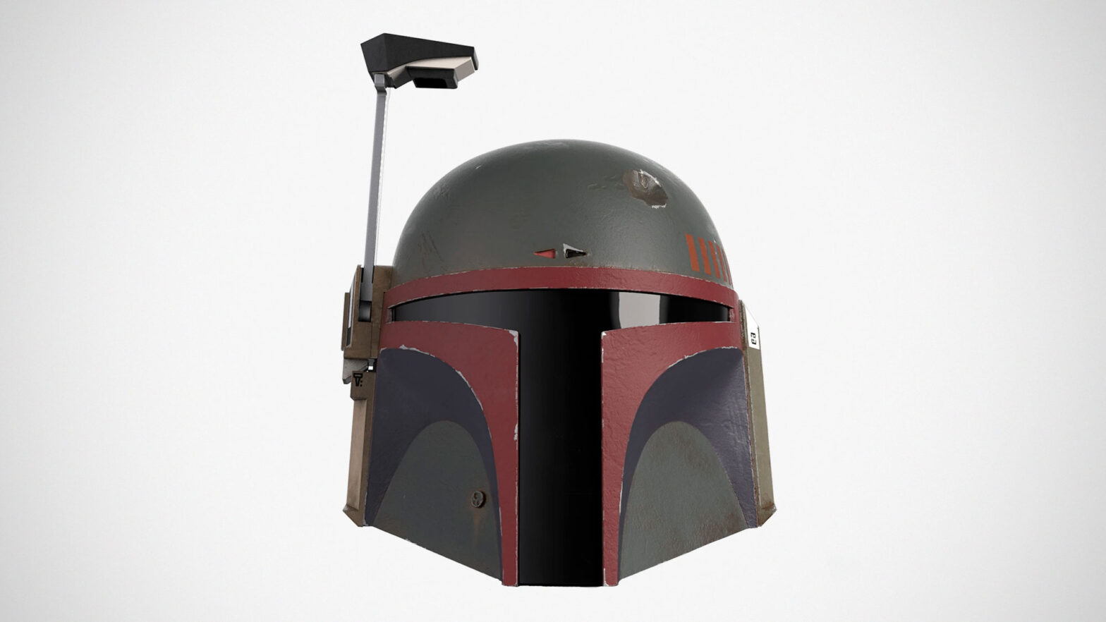 Star Wars The Black Series Boba Fett Re-Armored Helmet
