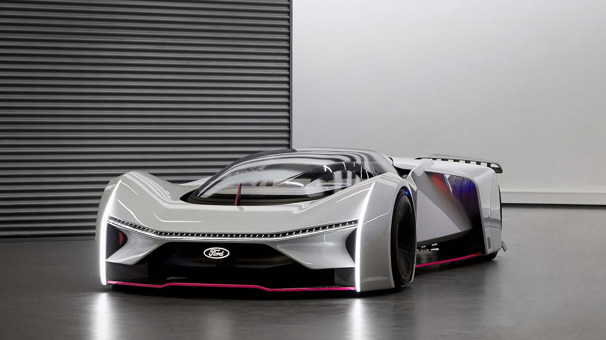 Team Fordzilla P1 Concept Race Car