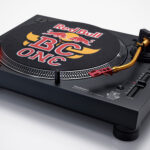 Technics SL-1200/1210MK7R Red Bull BC One Limited Edition