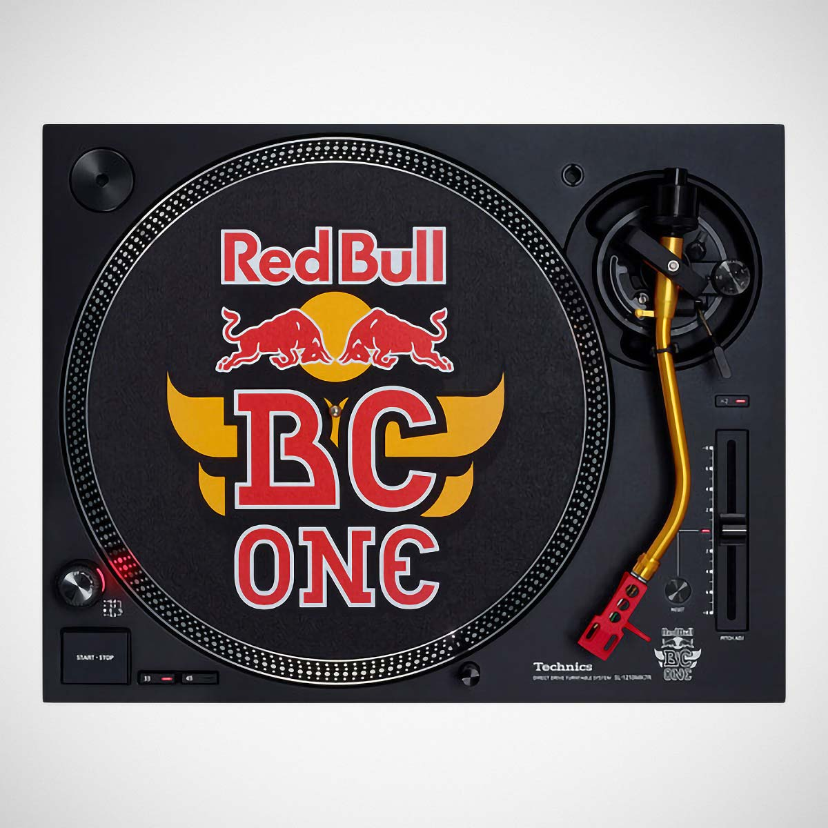 Technics Red Bull BC One Limited Edition