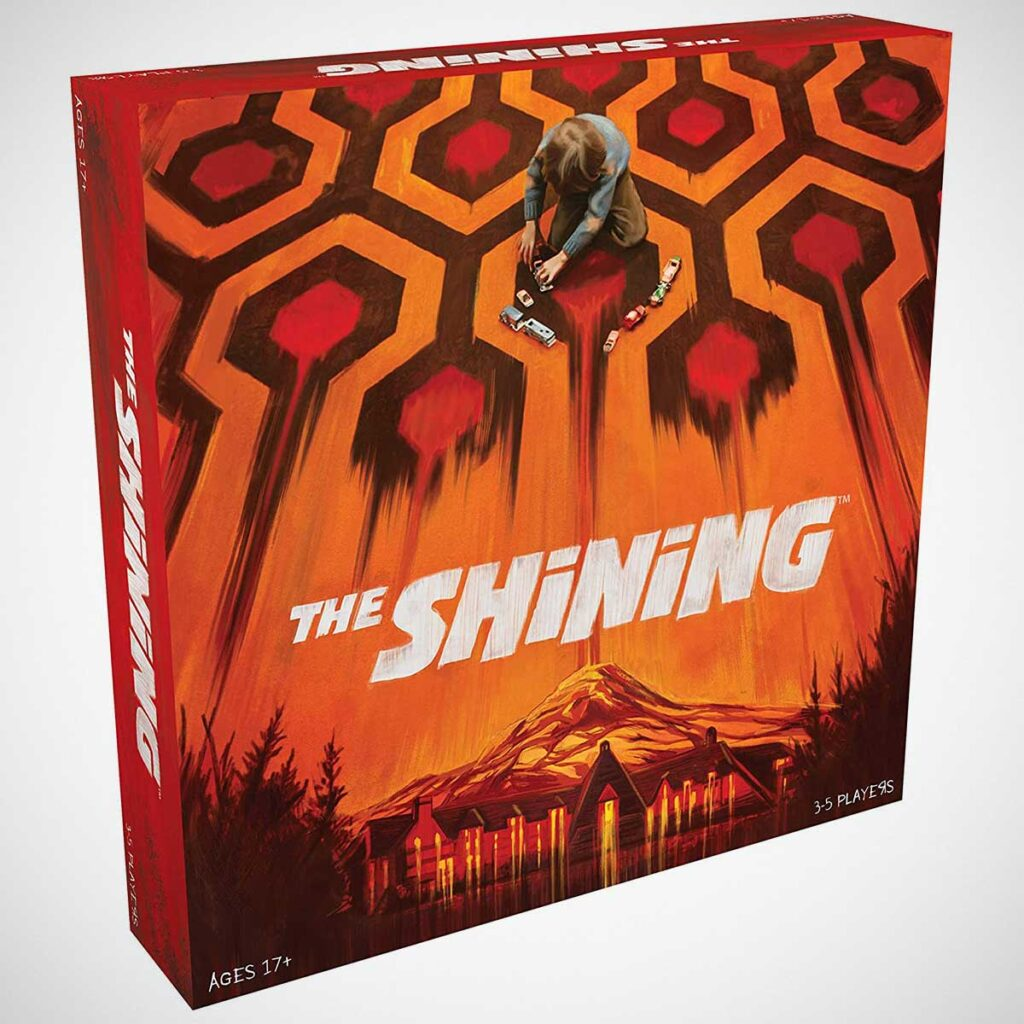 The Shining Board Game by asmodee