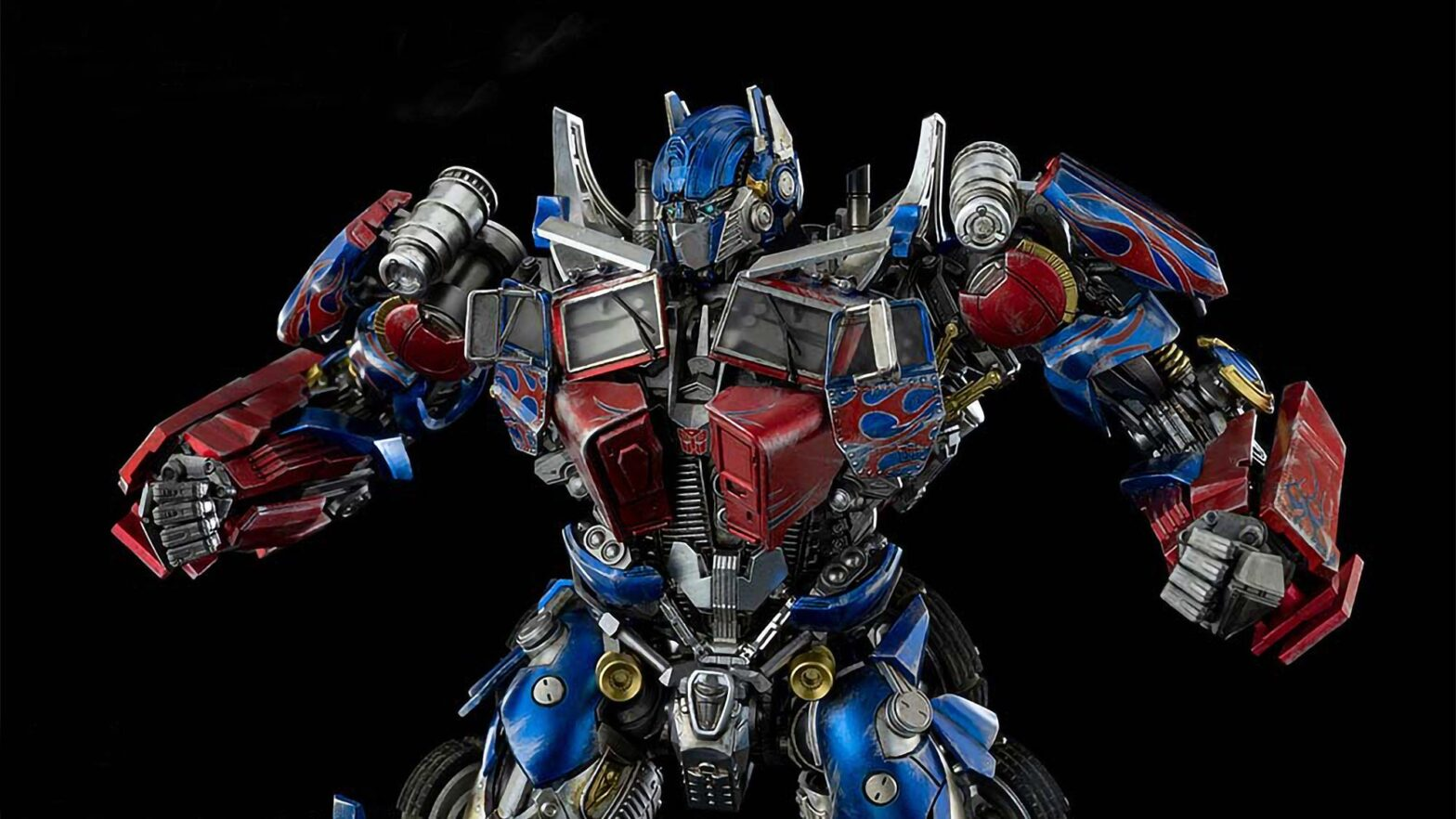 Transformers ROTF DLX Optimus Prime Figure