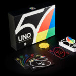 Mattel Marks 50 Years Of UNO With Classy UNO 50th Anniversary Premium Card Set