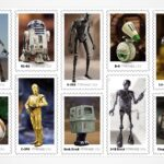 Old And New <em>Star Wars</em> Droids Are Coming To New USPS Stamp Collection