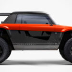Vanderhall's First Four-wheel Electric Vehicle Looked Like An Enclosed Sports Buggy