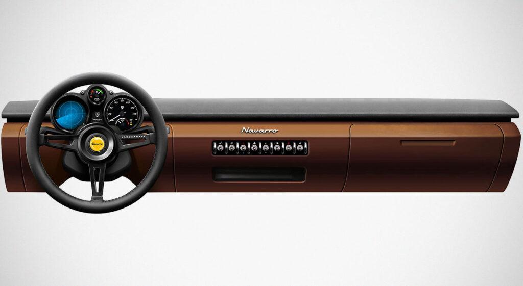 2022 Vanderhall Navarro Electric Vehicle