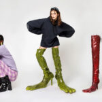 AVAVAV Four-toed Monster Feet Boots: Welcome To The Weird, Weird World Of Fashion