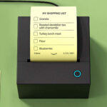 Amazon Smart Sticky Note Printer Lets You Print To-Do List And More Onto Sticky Notes