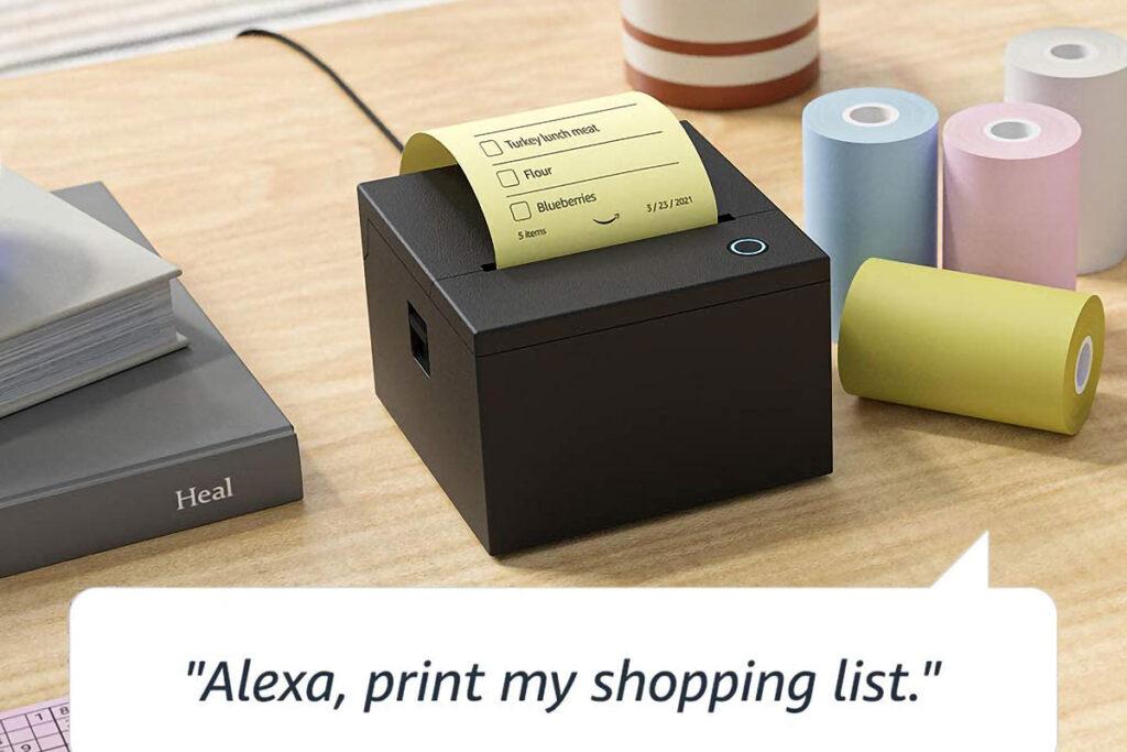 Amazon Smart Sticky Note Printer