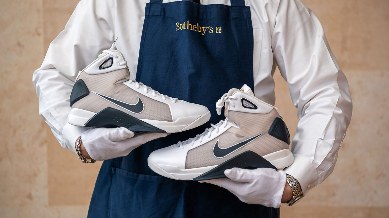 Barack Obama's Player Exclusive Nike Hyperdunk