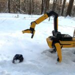 Boston Dynamics' Robotic Dog, Spot, Can Finally Lend You A Hand