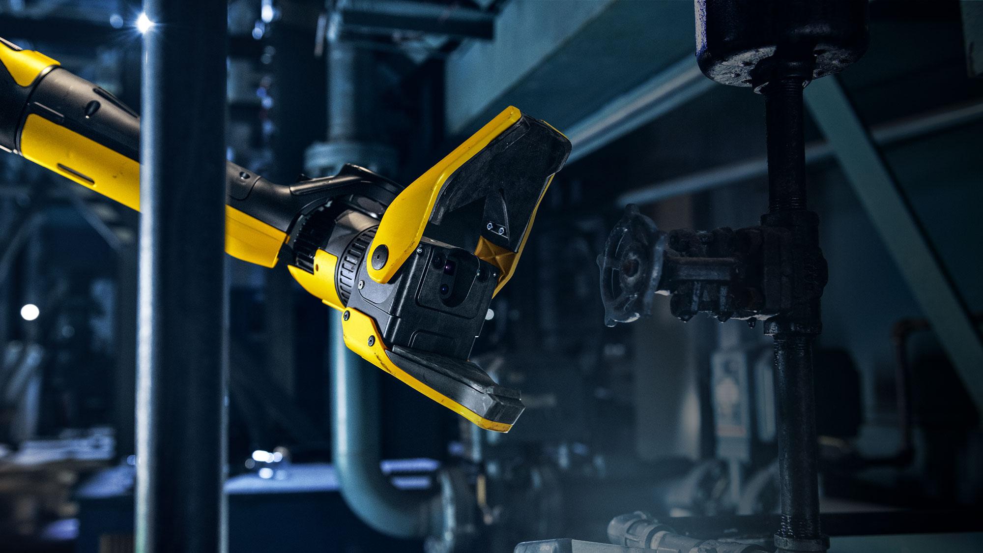 Boston Dynamics Spot Arm