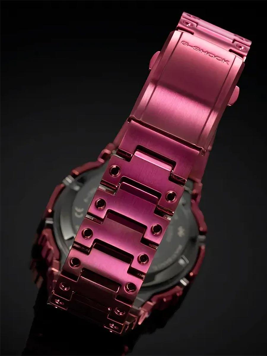 Casio G-Shock GMWB5000RD-4 Red