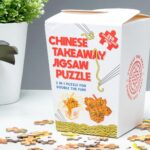 Chinese Takeaway Jigsaw Puzzle: Chopsticks Are Entirely Optional