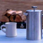 This Rugged, Designed-For-Camping Coffee French Press Will Keep Coffee Hot For Longer