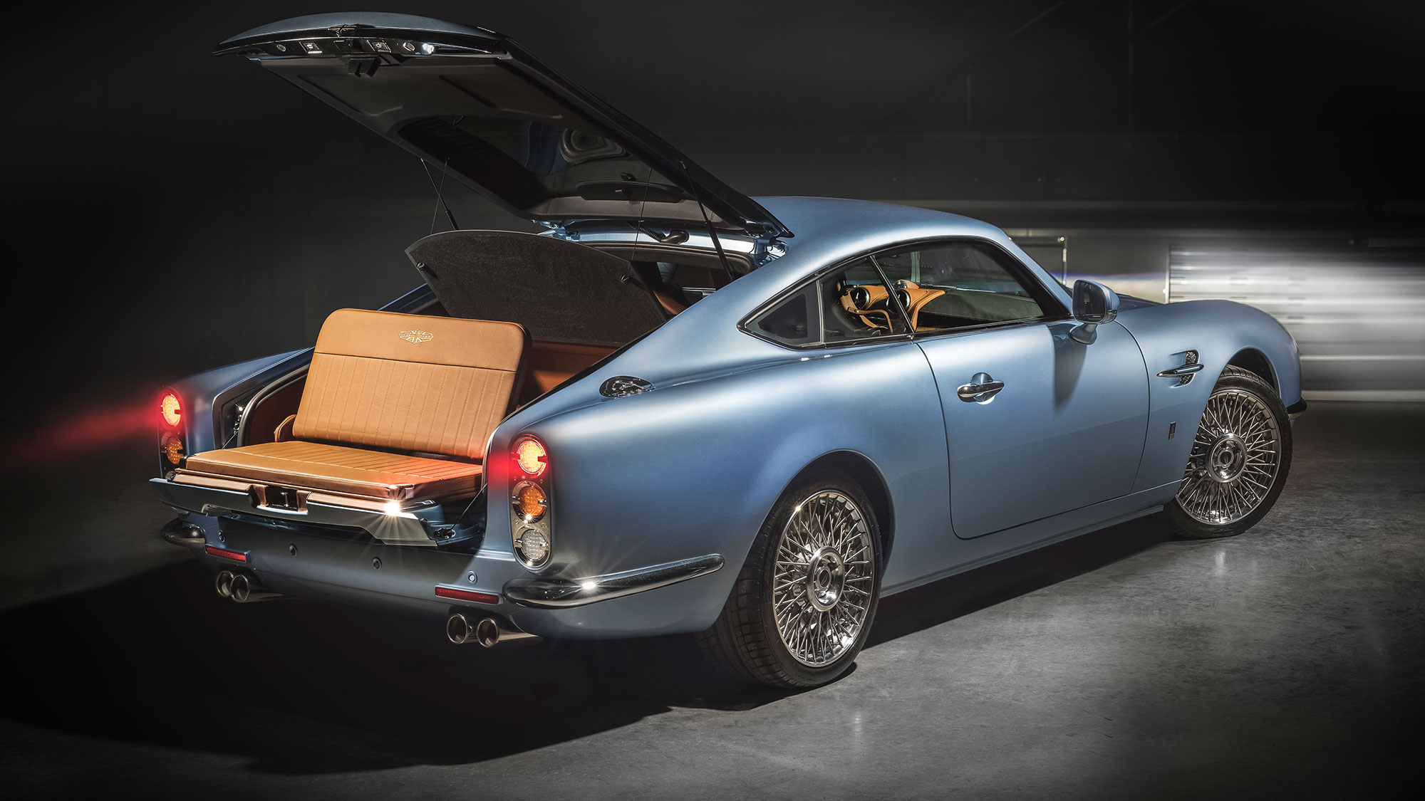 David Brown Automotive Speedback GT Commission