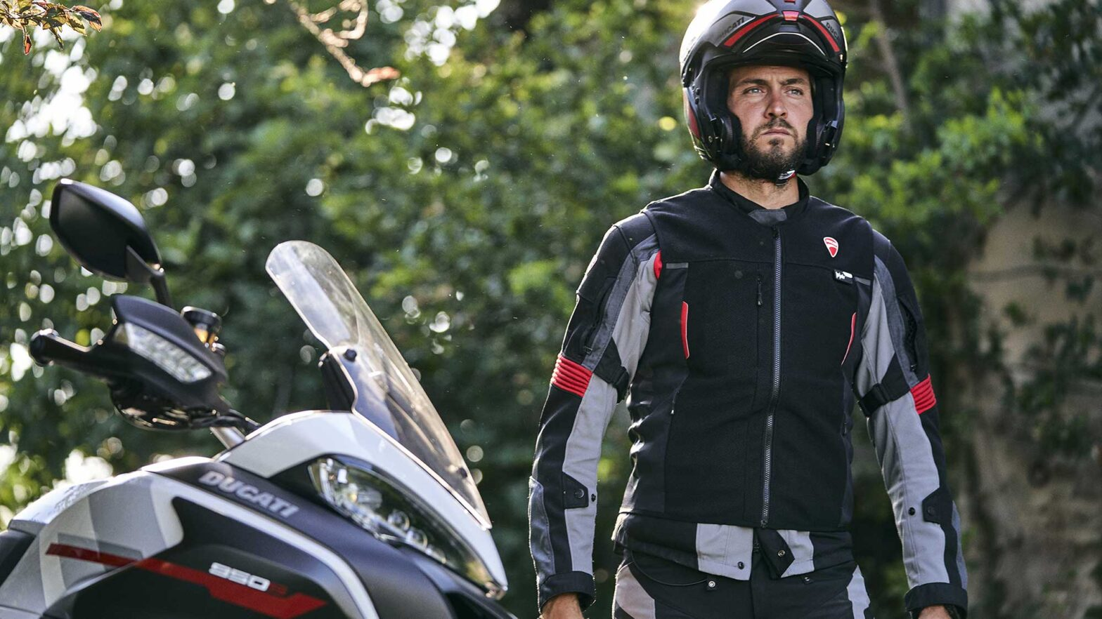 Ducati Smart Jacket Airbag-equipped Vest