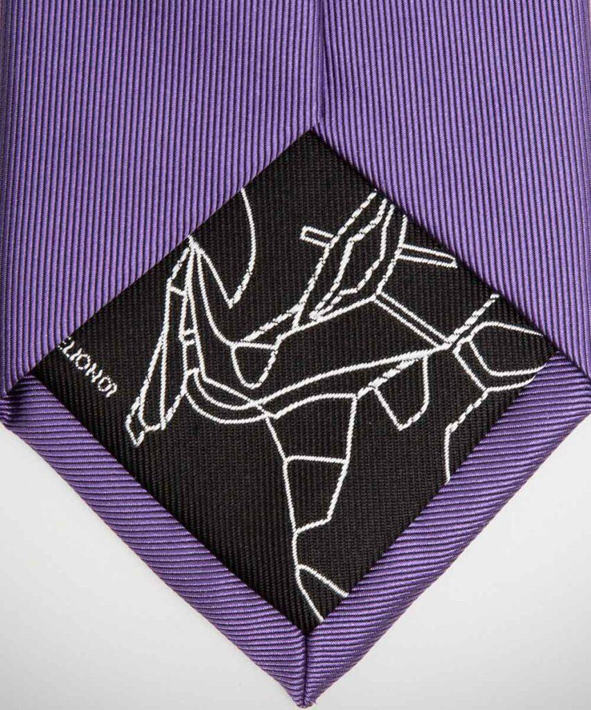 Evangelion x Nagashima Garment Neckties