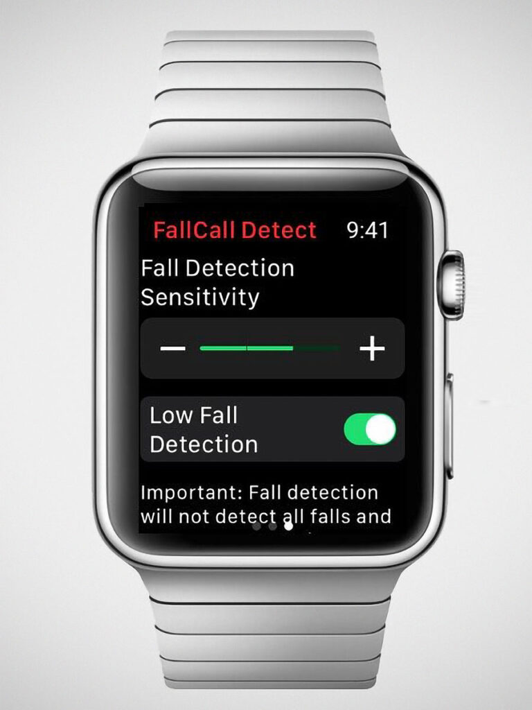 FallCall Smart Fall Detection Technology