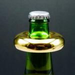 HALO: A Creative And Cool Bottle Opener That Can Be Used At Any Orientation