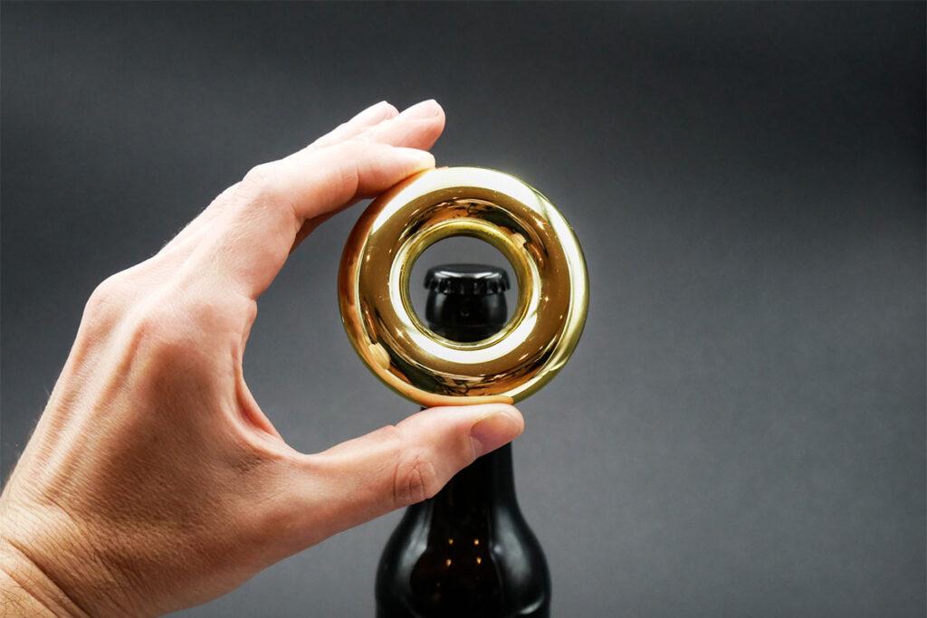 HALO Bottle Opener Kickstarter