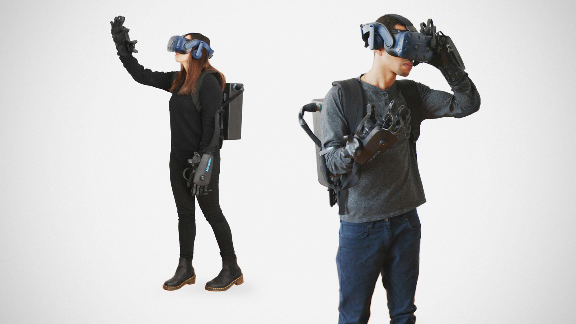 HaptX Gloves DK2 Haptic Feedback Gloves