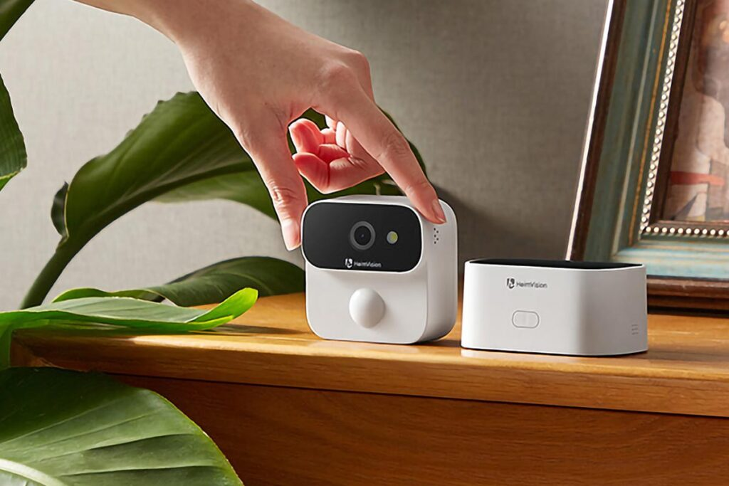 HeimVision Assure B1 2K UHD Camera