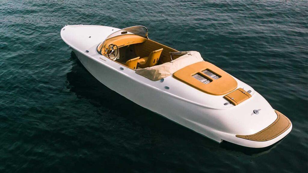 Hermes Speedster Electric Speedboat