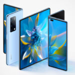 "Huawei Mate X2 Folding Phone Revealed With An Entirely New ""Double Wedge"" Folding Design, Will Get New HarmonyOS In April"
