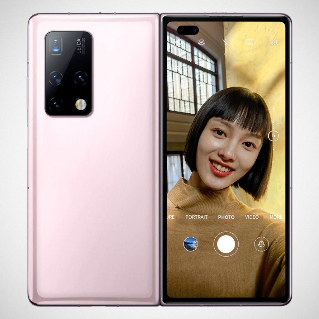 Huawei Mate X2 Folding Smartphone
