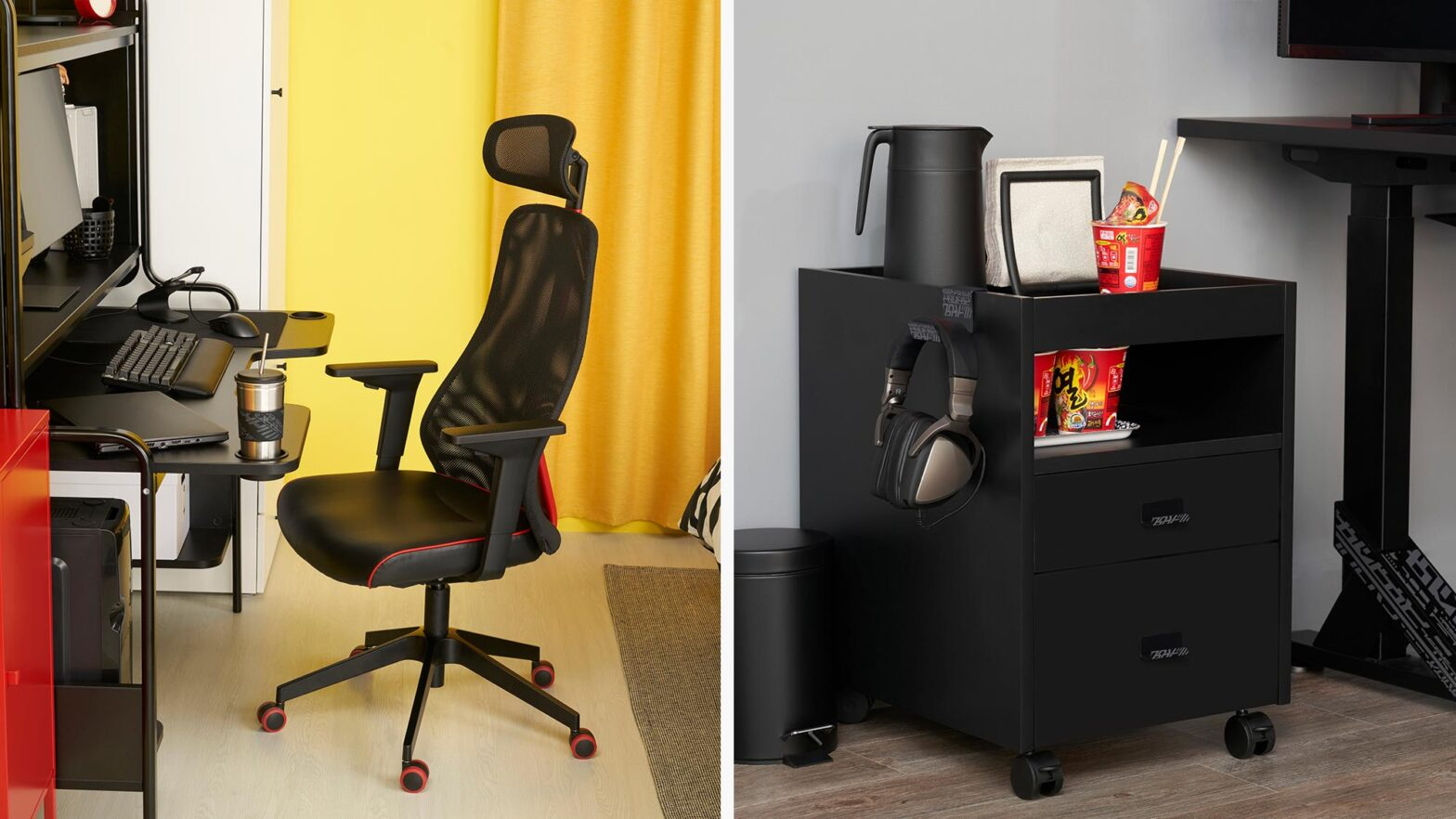 IKEA Line of Gaming Furniture