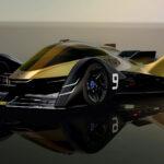 Lotus E-R9 EV Endurance Racer: Part Car, Part Fighter Jet?