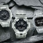 Meet The New Semi-transparent Casio G-Shock Timepieces