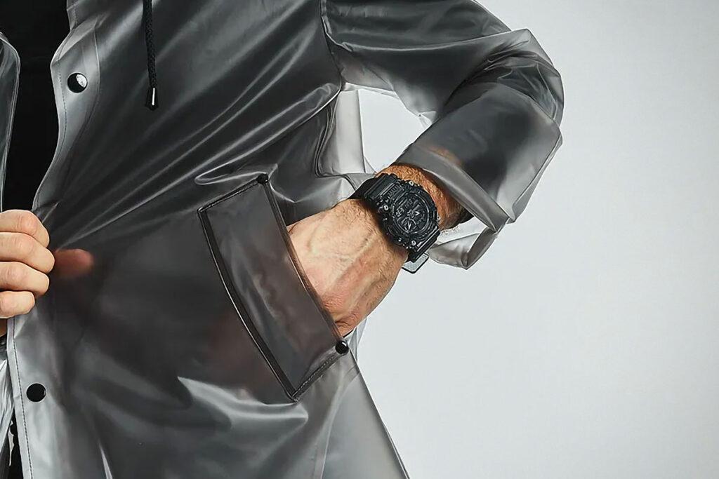 New Casio G-Shock Semi-transparent Watches