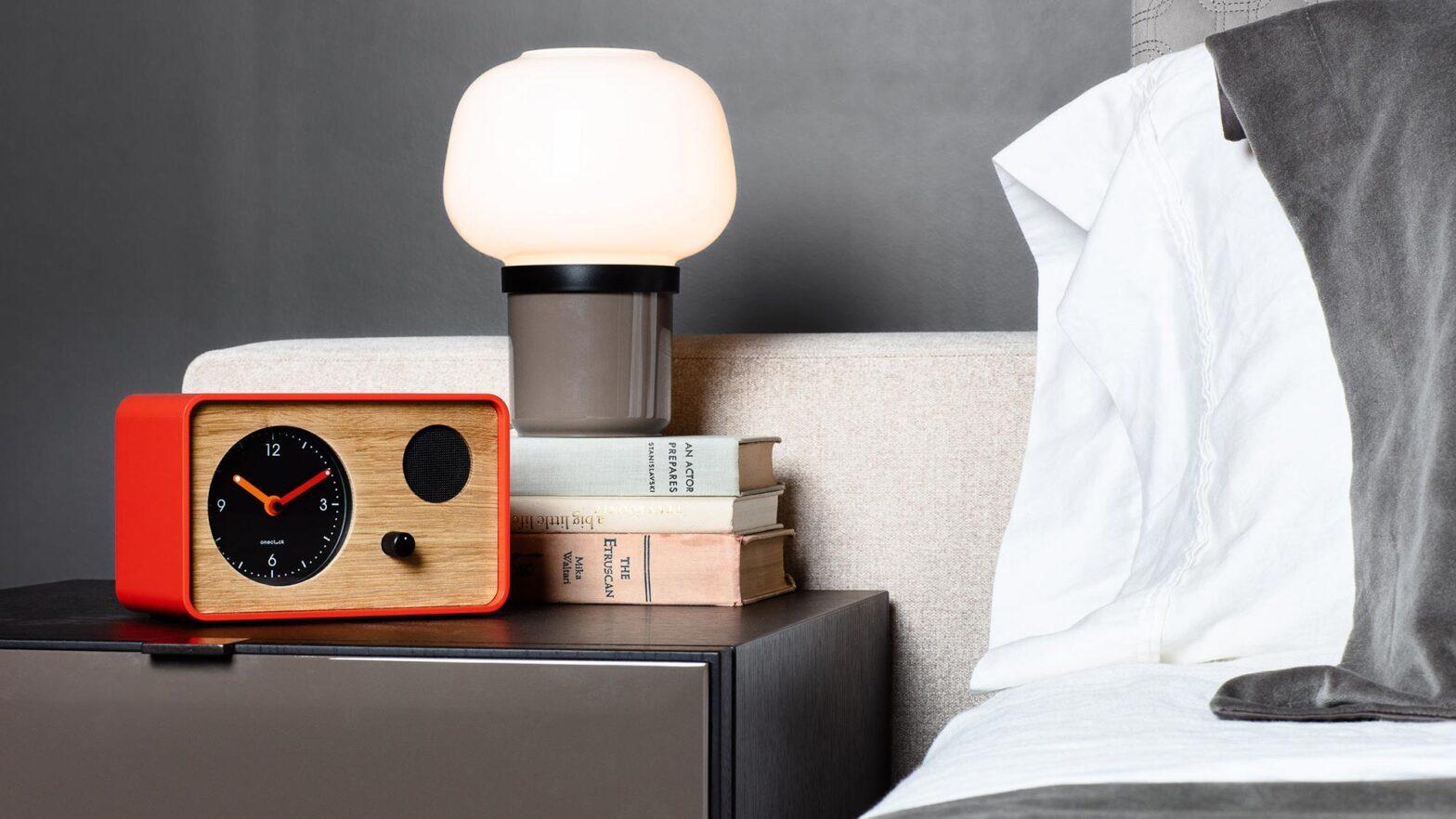 OneClock Alarm Clock Kickstarter