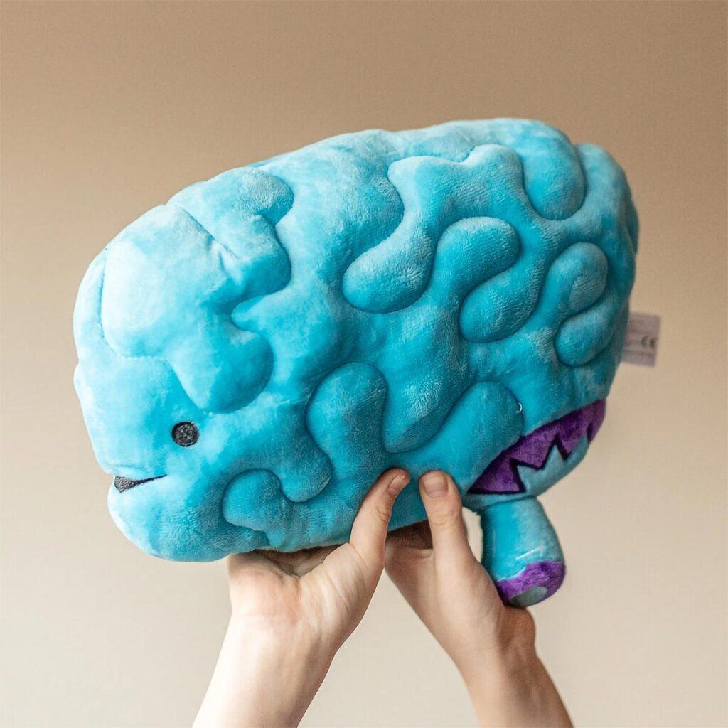 Plush Organs Brain