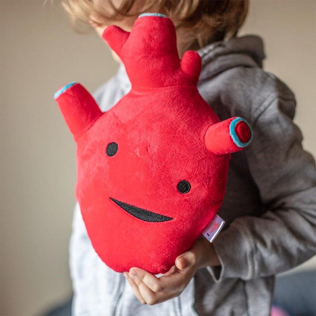 Plush Organs Heart