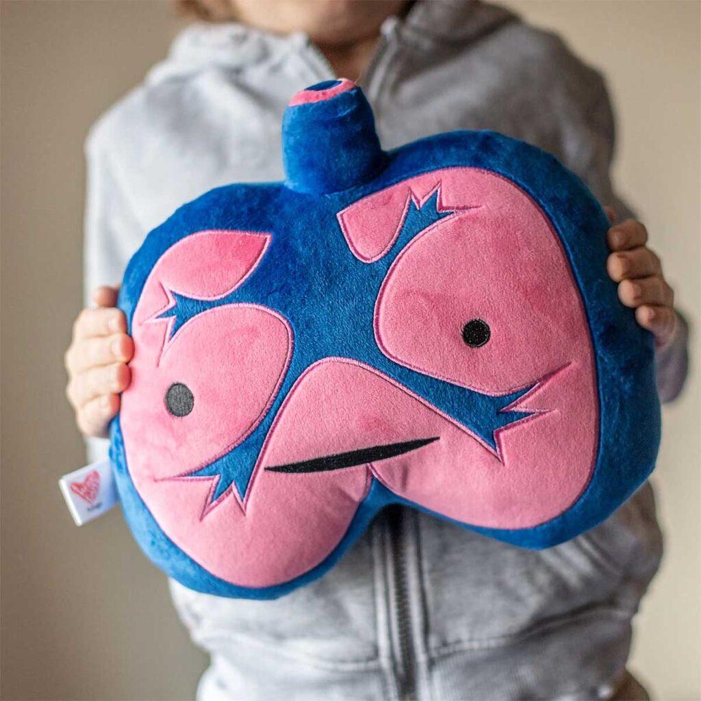 Plush Organs Lungs