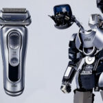 Believe It Or Not, This Model Of A Robot Used To Be A Braun Electric Shaver