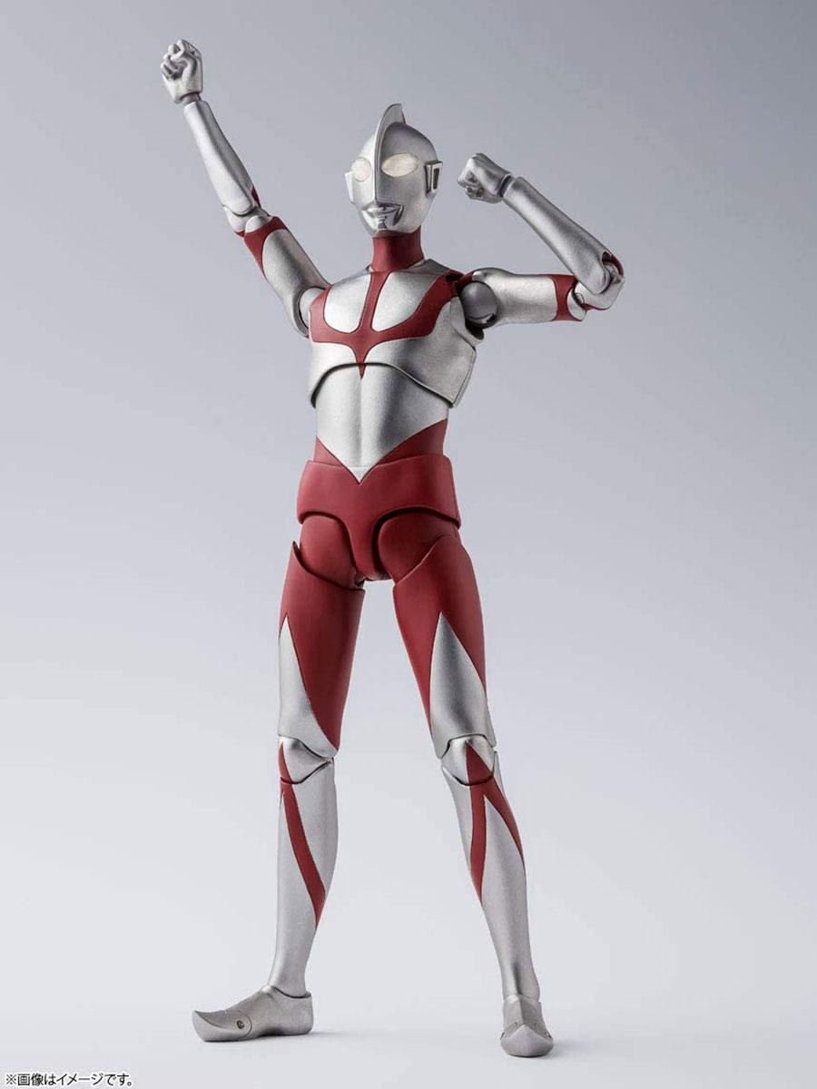 S.H.Figuarts Shin Ultraman Action Figure