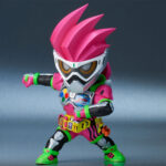 Shonen-Ric Deforial <em>Kamen Rider</em> Ex-Aid Action Gamer Figure: Colorful And Super Adorable!