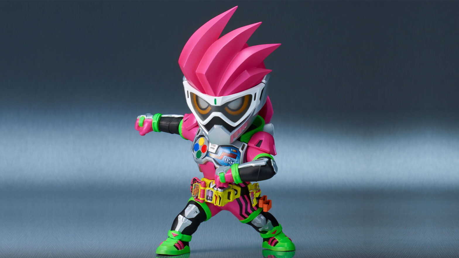 Shonen-Ric Deforial Kamen Rider Ex-Aid Action Gamer Figure