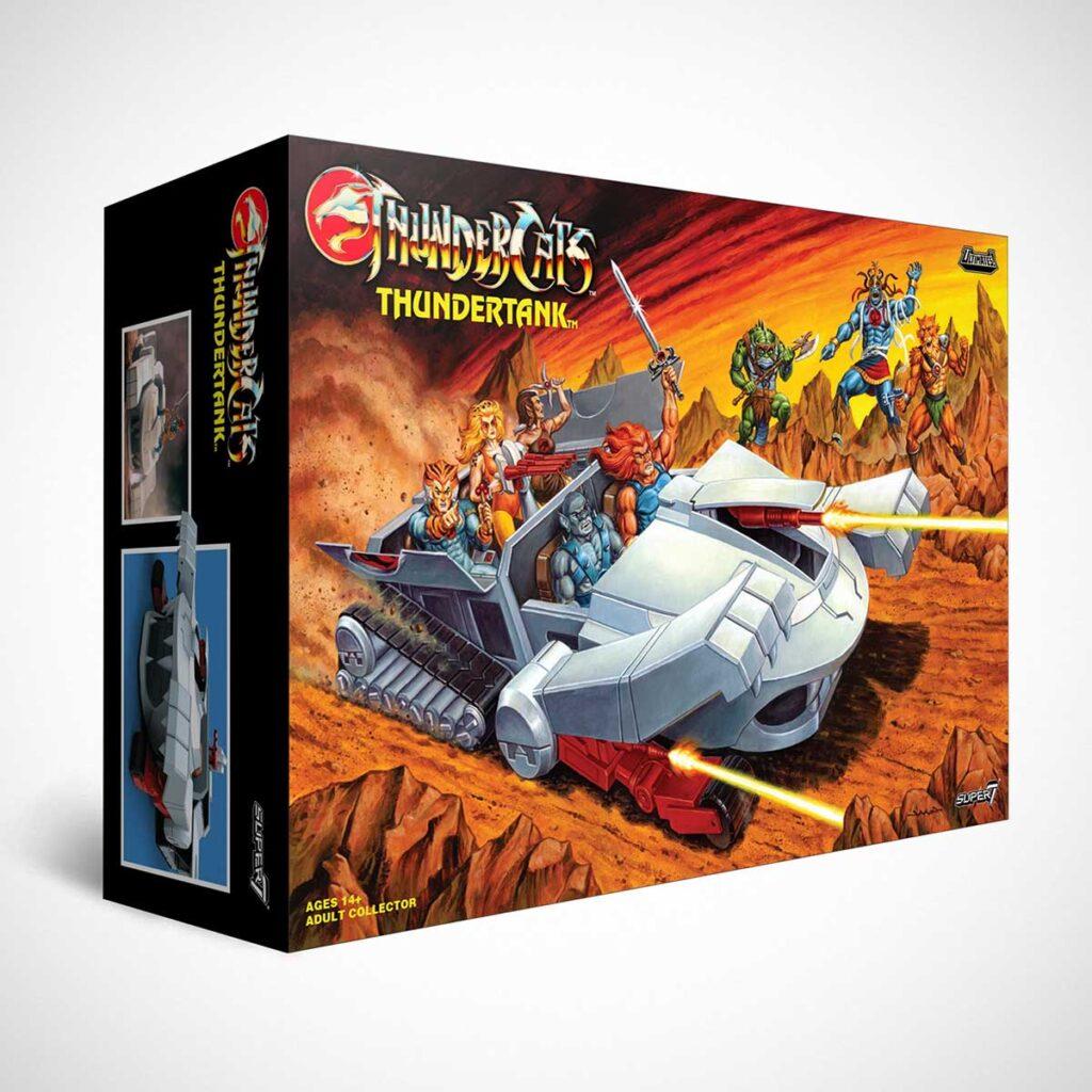Super7 ThunderCats Ultimates! ThunderTank